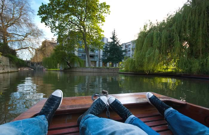 Punts | Duke House | City Centre Boutique Bed and Breakfast | Duke House, Cambridge, UK