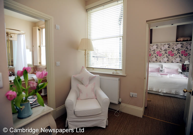 Cambridge Suite | Duke House | City Centre Boutique Bed and Breakfast | Duke House, Cambridge, UK